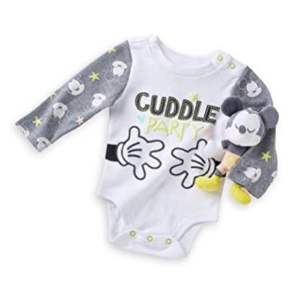 Disney Other - NWT Toddler Disney bodysuit gift set 12-18m